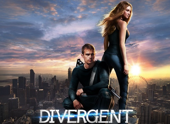 Nyambura.co - Divergent by Veronica Roth